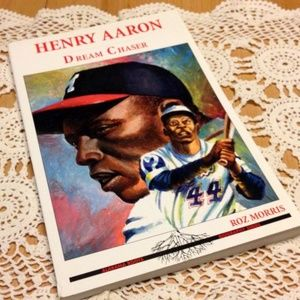 Hank Aaron Accents - 3/$10! discounted shipping! Henry Aaron
